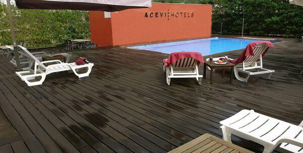 Holidays at Acevi Villarroel Hotel in Eixample, Barcelona