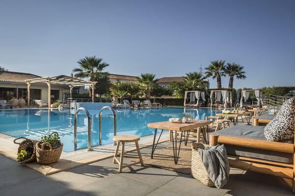Holidays at Avithos Resort Hotel in Svoronata, Kefalonia