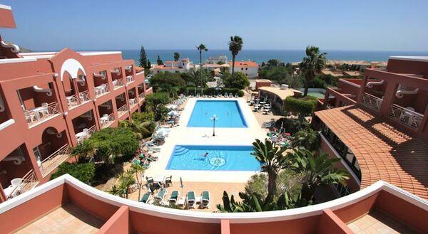 Holidays at Belavista Da Luz Hotel in Praia da Luz, Algarve