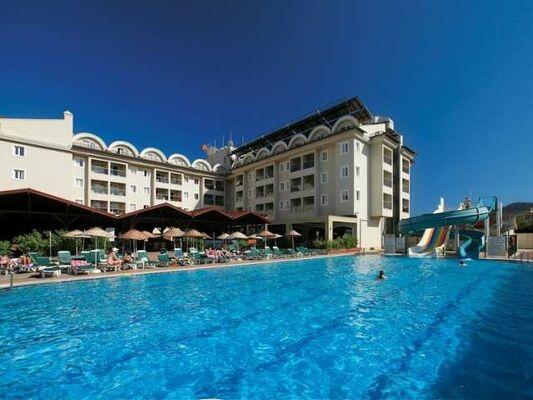 Holidays at Julian Club Hotel in Marmaris, Dalaman Region