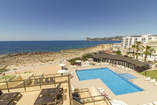 Holidays at Marina Palace Prestige Apartments in San Antonio Bay, Ibiza
