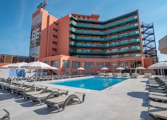 Holidays at Fenals Garden Hotel in Lloret de Mar, Costa Brava