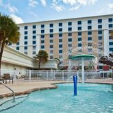 Holidays at Holiday Inn & Suites Across From Universal Orlando Hotel in Orlando International Drive, Florida