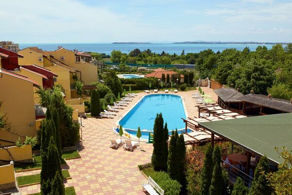 Holidays at Yalta Complex Hotel in Sunny Beach, Bulgaria