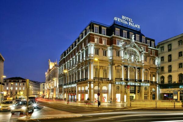 Holidays at Avenida Palace Hotel in Lisbon, Portugal