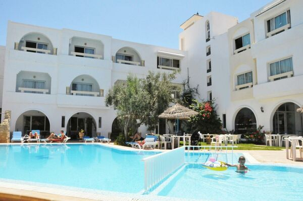 Holidays at Residence Romane Hotel in Hammamet, Tunisia