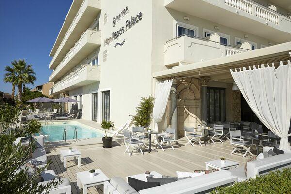 Holidays at Mayor Mon Repos Palace Art Hotel in Corfu Town, Corfu