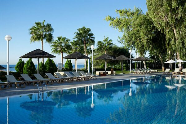 Holidays at Atlantica Miramare Beach Hotel & Resort in Limassol, Cyprus