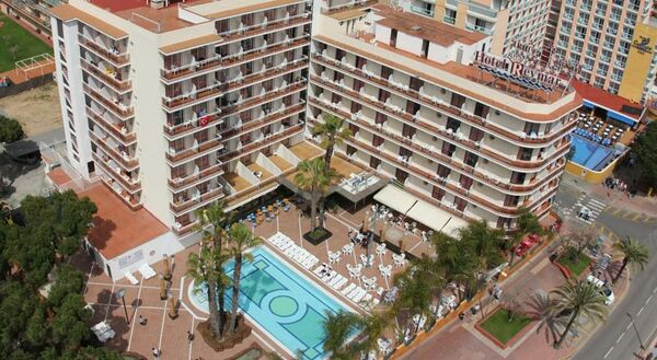 Holidays at Reymar Hotel in Malgrat de Mar, Costa Brava