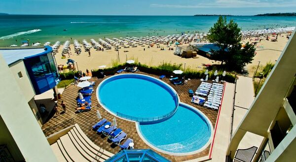 Holidays at Blue Pearl Hotel in Sunny Beach, Bulgaria