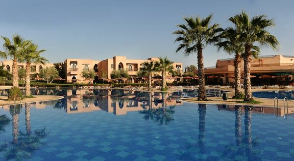 Holidays at Marrakech Ryads Parc & Spa Hotel By Blue Sea in Palm Groves, Marrakech