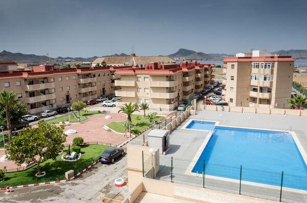 Holidays at Tesy II Hotel in La Manga, Costa Calida