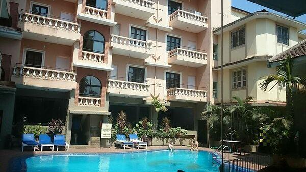 Holidays at Ticlo Beach Resort Hotel in Calangute, India