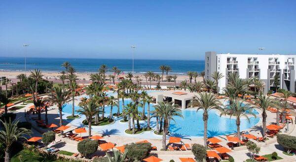 Holidays at Royal Atlas Hotel in Agadir, Morocco