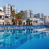 Holidays at Seashells Resort at Suncrest Hotel in Qawra, Malta
