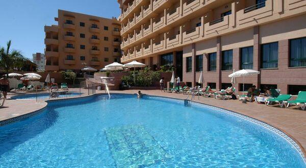 Holidays at Victoria Playa Hotel in Almunecar, Costa del Sol