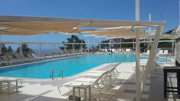 Holidays at St Nicholas Park Hotel in Hisaronu, Dalaman Region