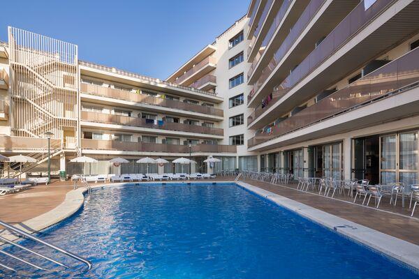 Holidays at H Top Royal Star Hotel in Lloret de Mar, Costa Brava