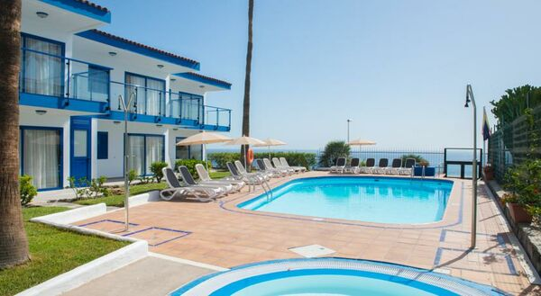 Holidays at Los Caribes I Apartments in Playa del Ingles, Gran Canaria