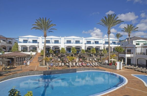 Holidays at Mirador Papagayo Hotel in Playa Blanca, Lanzarote