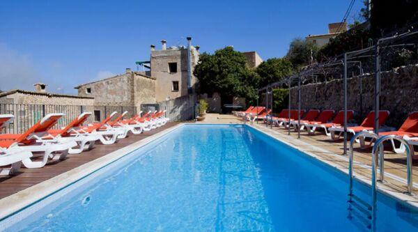 Holidays at Maristel Hotel in Estellencs, Majorca
