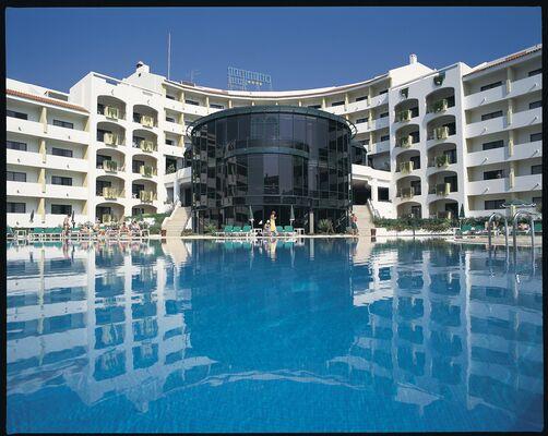 Holidays at Ondamar Aparthotel in Albufeira, Algarve