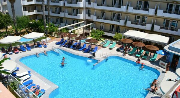 Holidays at Astron Hotel in Kos Town, Kos