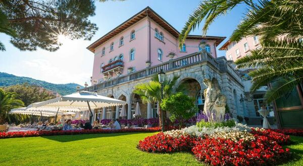 Holidays at Milenij Hotel in Opatija, Croatia