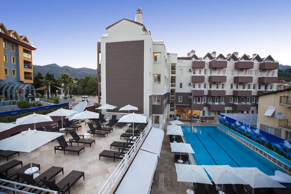 Holidays at Comet Deluxe Hotel in Marmaris, Dalaman Region