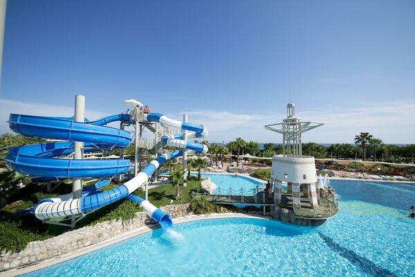 Holidays at Limak Limra Hotel in Kemer, Antalya Region