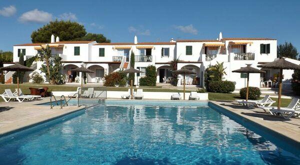 Holidays at Nure Mar Y Mar Apartments in Cala'n Blanes, Menorca