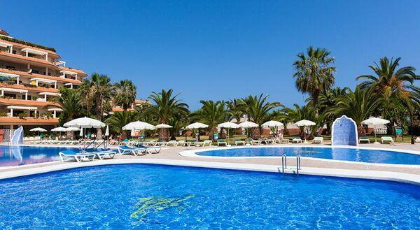 Holidays at Bahia Playa Aparthotel in Puerto de la Cruz, Tenerife