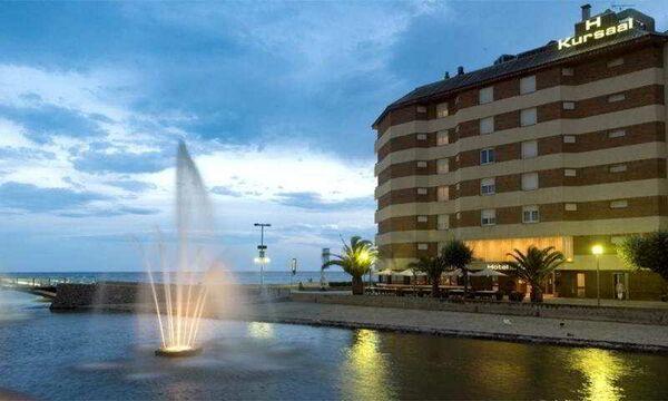 Holidays at Kursaal Hotel in Calafell, Costa Dorada