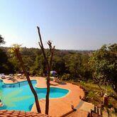 Holidays at Nirvana Hermitage Resort in Anjuna Beach, Goa