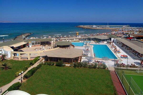 Holidays at Astir Beach Hotel in Gouves, Crete