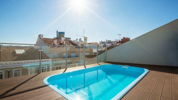 Holidays at 3K Madrid Hotel in Lisbon, Portugal