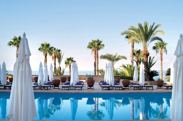 Holidays at Annabelle Hotel in Paphos, Cyprus