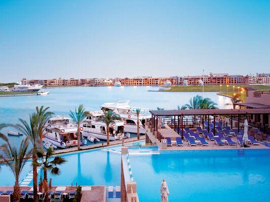 Holidays at Marina Lodge at Port Ghalib in Marsa Alam, Egypt