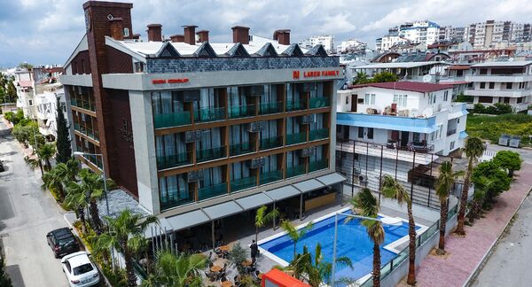 Holidays at Laren Family Hotel & Spa in Antalya, Antalya Region