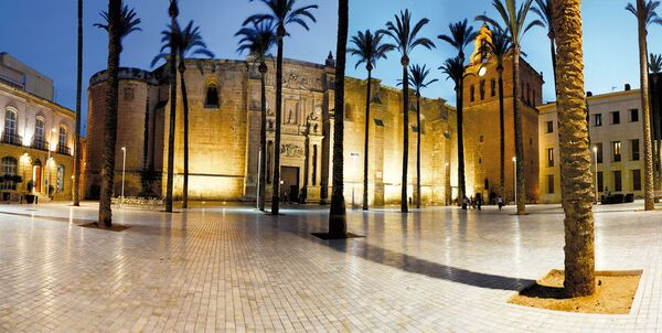Holidays at Catedral Hotel in Almeria, Costa de Almeria