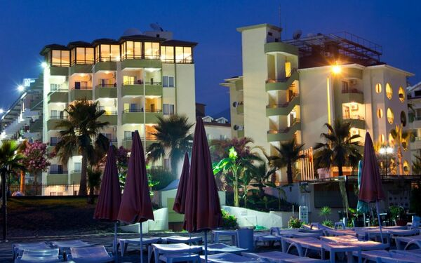 Holidays at Kaila Beach Hotel in Alanya, Antalya Region
