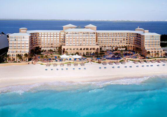 Holidays at Ritz Carlton Cancun Hotel in Cancun, Mexico