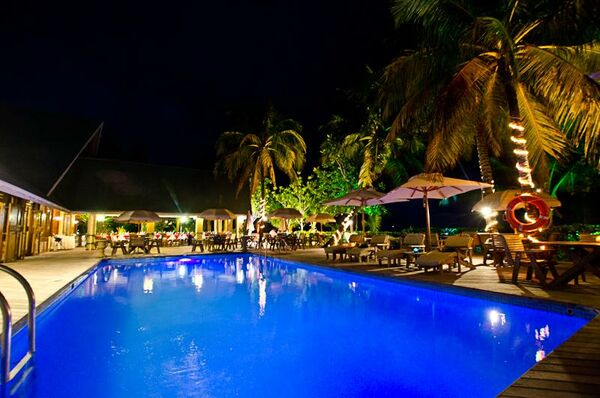 Holidays at Indian Ocean Lodge Hotel in Praslin, Seychelles