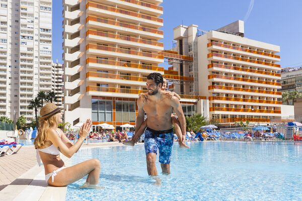 Holidays at Dynastic Hotel in Benidorm, Costa Blanca