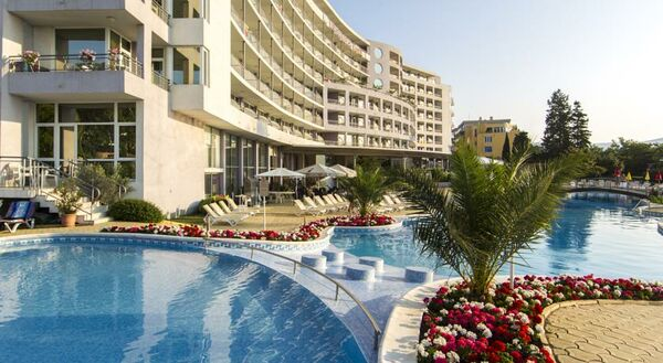 Holidays at LTI Neptun Beach Hotel in Sunny Beach, Bulgaria