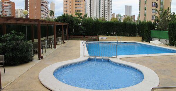 Holidays at Playamar Apartments in Benidorm, Costa Blanca