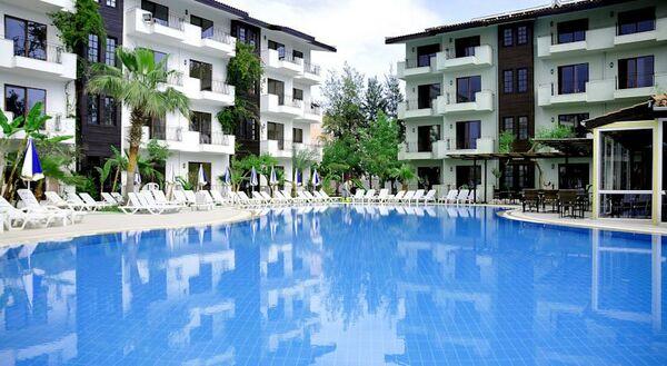 Holidays at Lemas Suite Hotel in Side, Antalya Region