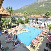 Holidays at Akdeniz Beach Hotel in Olu Deniz, Dalaman Region