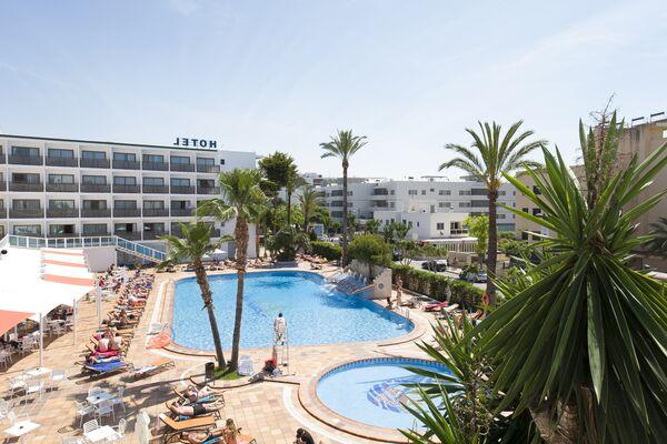 Holidays at Mare Nostrum Hotel in Playa d'en Bossa, Ibiza