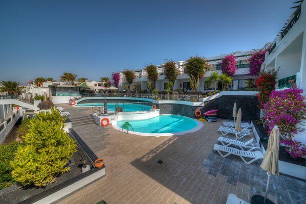 Holidays at Morana Apartments in Puerto del Carmen, Lanzarote